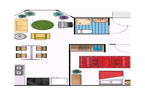 visio house floor plan download