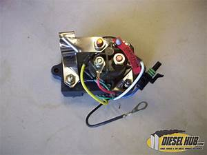 7 3l Idi Glow Plug Controller  Relay Replacement