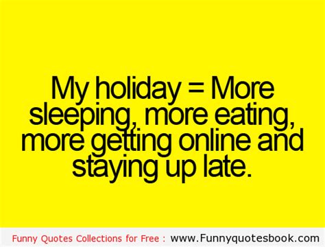 Funny Holidays Quotes