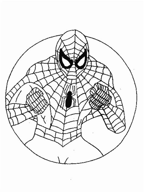 spiderman coloring pages coloringpagesabccom