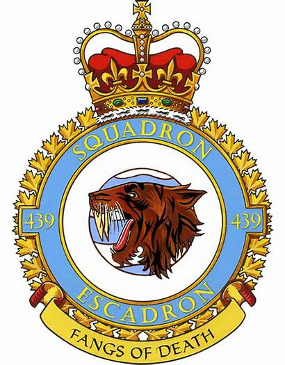 Squadron Badges Canadian Rcaf Air Force Forces