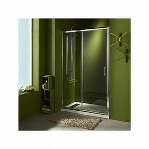Porte Coulissante Douche : porte de douche en verre portes pour douche style ~ Melissatoandfro.com Idées de Décoration