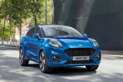 Ford Puma hybrid is a real rival to the Proton X50 - Automacha