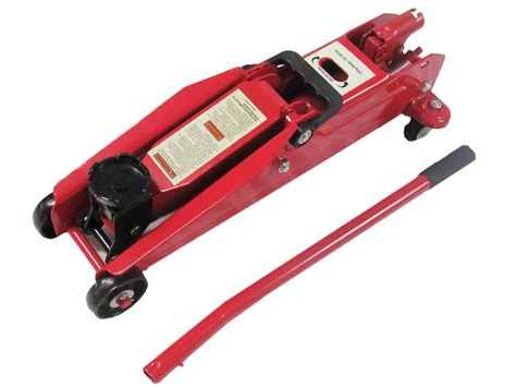 2 Ton Hydraulic Floor Lifting Trolley Jack Quick Lift