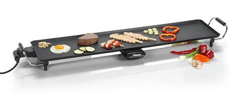 de cuisine qui cuit les aliments plancha electrique de table top plancha