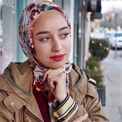 unbelievably beautiful women wearing hijabs  ig