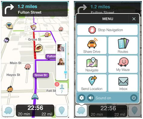 how to use waze on iphone 5 iphone apps to cut your thanksgivings stress the mac