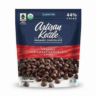Chips Chocolate Artisan Dairy Organic Semisweet Kettle