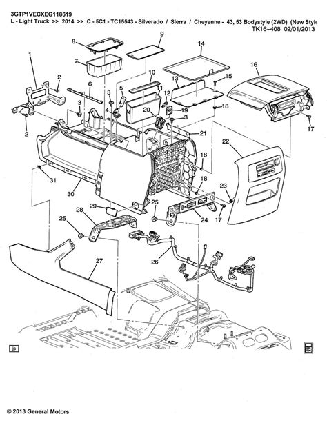 2014+ Parts Diagrams / Service Manual - 2014 - 2018