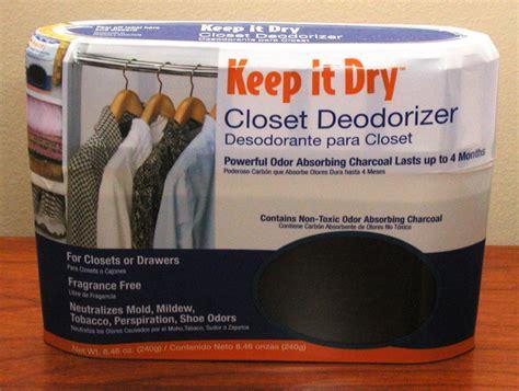 Closet Freshners by Keep It Closet Deodorizer