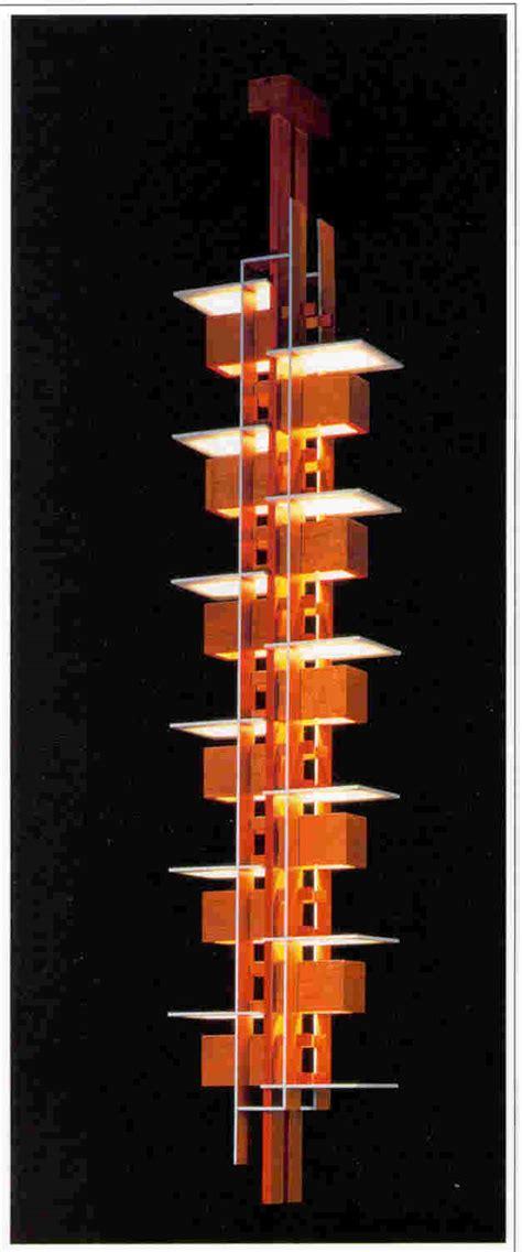 Frank Lloyd Wright Floor Lamp by Frank Lloyd Wright Lighting