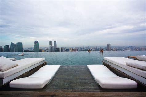Singapore Marina Bay Sands Infinity Pool Roberta Cucchiaro