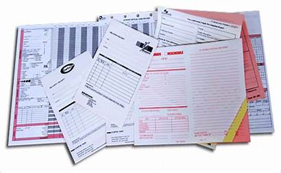 Forms Carbonless Custom Ncr Carbon Printing Form