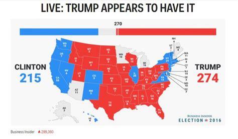Hiểu thêm về bầu cử tổng thống mỹ: Trực tuyến kết quả bầu cử Tổng thống Mỹ năm 2016: Donald ...