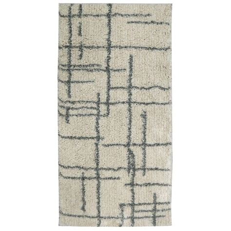 jeff lewis rugs jeff lewis nicholas grey 2 ft x 4 ft area rug 497071