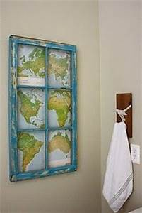 17 best images about display cases on pinterest village With kitchen cabinets lowes with vintage map wall art