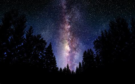 Galaxy Desktop Backgrounds ·①