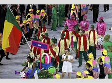 The seven boldest uniforms from the Rio Olympics opening