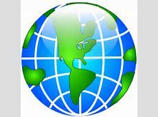 Glossy Globe Clipart i2Clipart Royalty Free Public