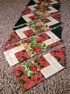 Christmas Table Runner Patterns Tutorial