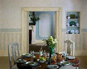 farbige tapeten beautiful wohnzimmer tapeten weis images With balkon teppich mit klassische französische tapeten
