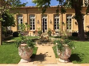 Hotel De Caumont Aix En Provence : les jardins la fran aise de l 39 h tel particulier de ~ Melissatoandfro.com Idées de Décoration