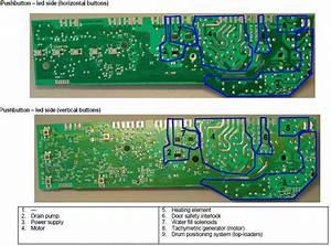 Zoppas Washing Machine Wiring Diagram Service Manual Error Code Circuit Schematic Schema Repair