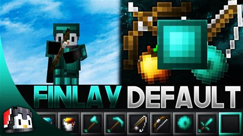 Finlays Default 16x Mcpe Pvp Texture Pack Gamertise