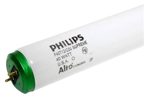 philips 40 watt 48 inch t12 bright white fluorescent bulb