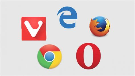 The Best Browser Best Web Browser 6 Web Browsers Tested For Features