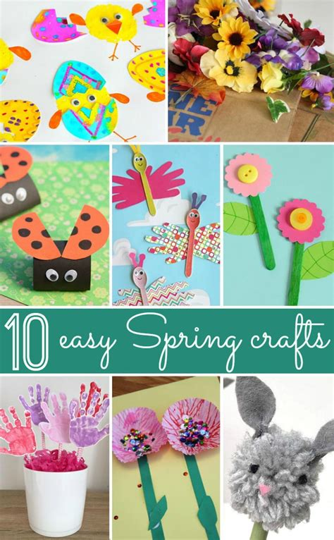 spring craft ideas  typical mom