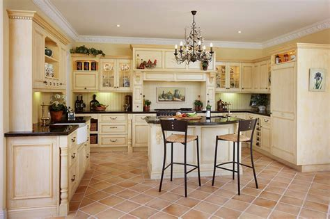Ideas To Decorate Your Kitchen - modern french style provincial kitchens in melbourne sydney