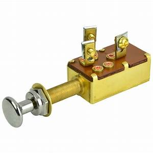 Bep 3-position Spdt Push-pull Switch  On1  On2  1001304