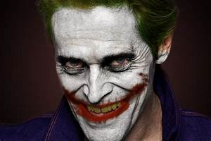 Willem dafoe joker by abdouketfi on DeviantArt