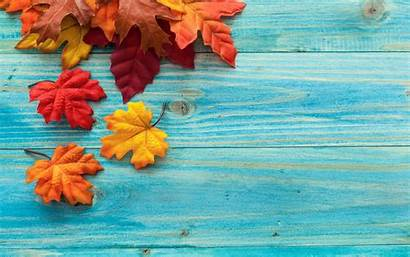 Fall Background Desktop Leaves Autumn Backgrounds Wallpapers