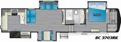 Wheel Heartland Country Fifth Floor Plans Rv