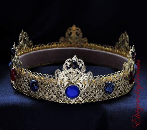 FABIO Man Costume Medieval Crown - olenagrin