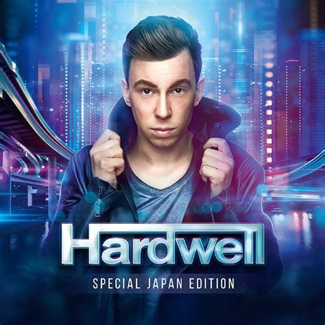 Cdjapan  Hardwell  Special Japan Edition  Hardwell Cd Album