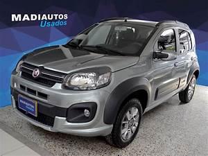 Fiat Uno Way 2020 Cc1400 Usado  Como Nuevo