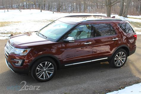 2016 Explorer Review by 2016 Ford Explorer Review Web2carz