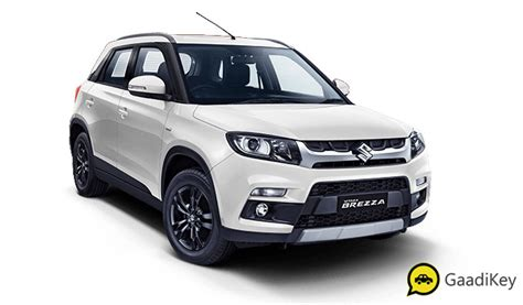 maruti vitara brezza colors orange red silver