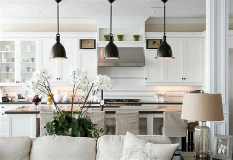 fabulous hanging lights in kitchen black pendant lights