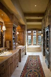 But Salle De Bain : on vous pr sente le tapis de salle de bain en 45 images ~ Dallasstarsshop.com Idées de Décoration