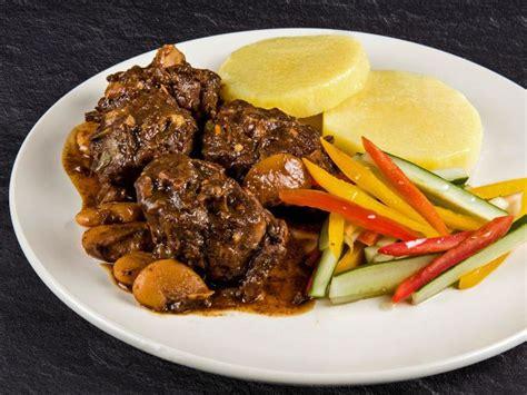 recipe ghetto style oxtail brown stew turkey neck
