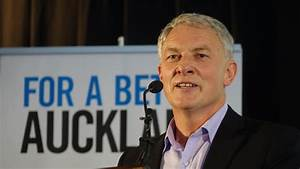 Phil Goff confirms Auckland mayoral bid | Radio New ...