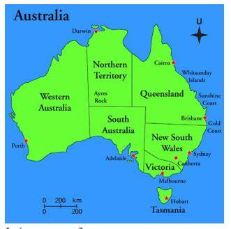 mengenal benua australia catatan edukasi kita