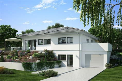 Modernes Haus Walmdach by Haus Mit Walmdach Schw 246 Rerhaus