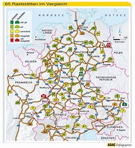 Maps Route Berechnen Ohne Autobahn : rastst tten deutschland karte ~ Themetempest.com Abrechnung