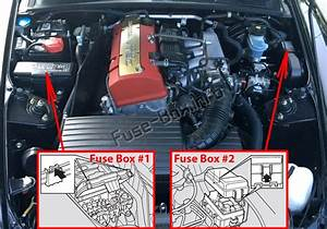 Fuse Box Diagram  U0026gt  Honda S2000  1999