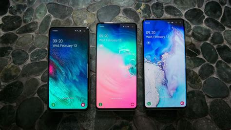 galaxy s10 vs s10 plus vs s10e which phone you should buy cnet